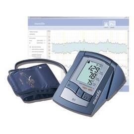 Baumanometro con promedio y software